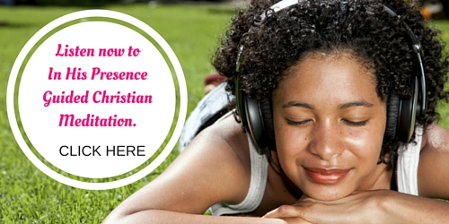 LISTEN NOW TO IN HIS PRESENCE GUIDED MEDITATION