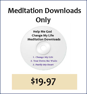 help me god christian meditation downloads