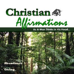 Abundance Christian meditation cover