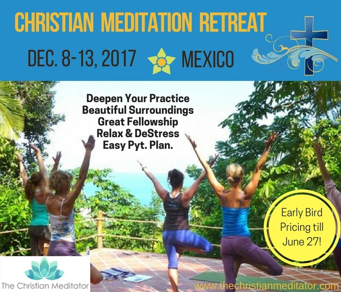 christian meditation and yoga retreat 2017