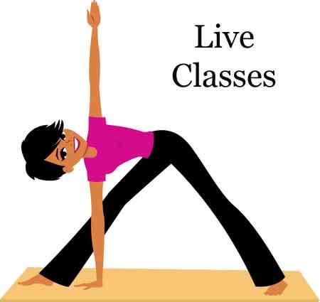 yeshua yoga live classes