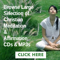 guided christian meditation cds