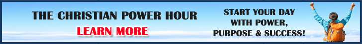 The Christian Power Hour 728 x 90