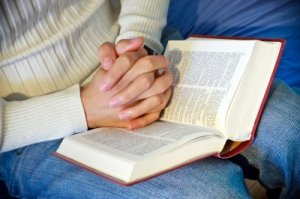 Christian Meditation for Beginners Repeating Scripture