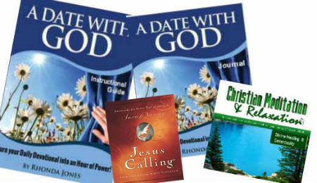 Date with God Devotional Set2