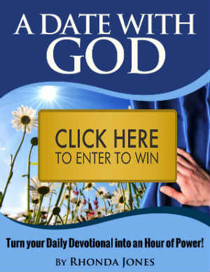 Enter drawing to win A Date with God Devotional Set, a $70 value. #datewithgod   Learn more at https://www.thechristianmeditator.com/datewithgodcontest/