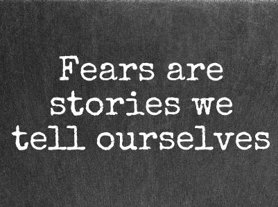 spirit of fear