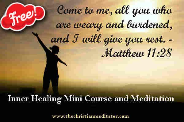 inner healing sign up