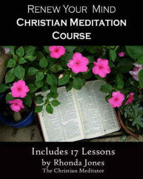 Christian Meditation Course Ebook