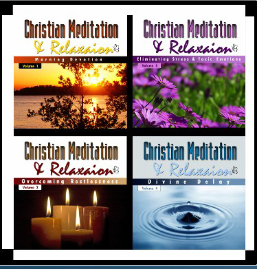 Guided Christian Meditation CDs & Downloads - The ...