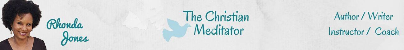 christian meditator header