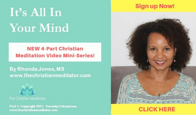 CHRISTIAN MEDITATION COURSE FREE