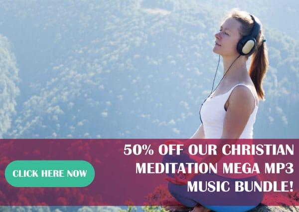 Christian Meditation Mp3 Bundle Special Offer