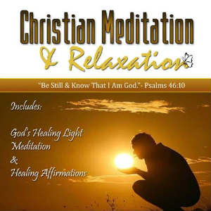 Gods Healing Light Christian Meditation CD