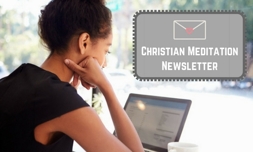 Check out Christian Meditation News August 2016
