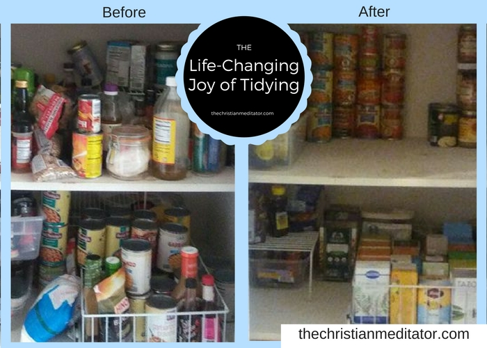 The Life Changing Joy of Tidying Up