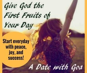 A Date with God Devotional Program