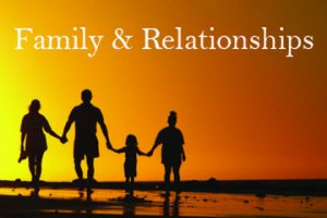 family and relationships christian meditation