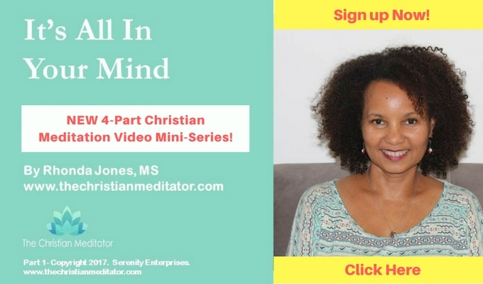 free christian meditation online course